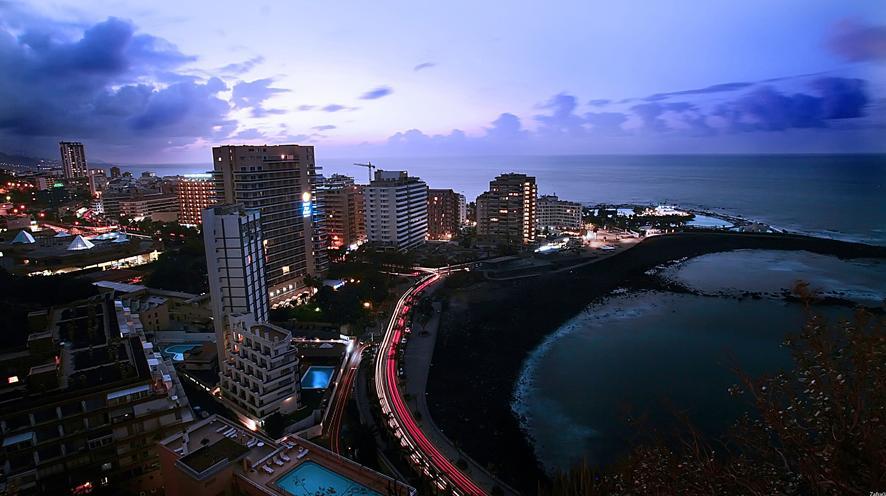 Pue-rto-de-la-Krus-na-Tenerife