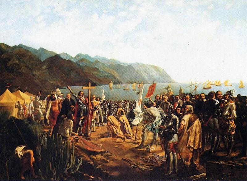 Istoriya-Tenerife.-Zavoevanie-Kanarskih-ostrovov