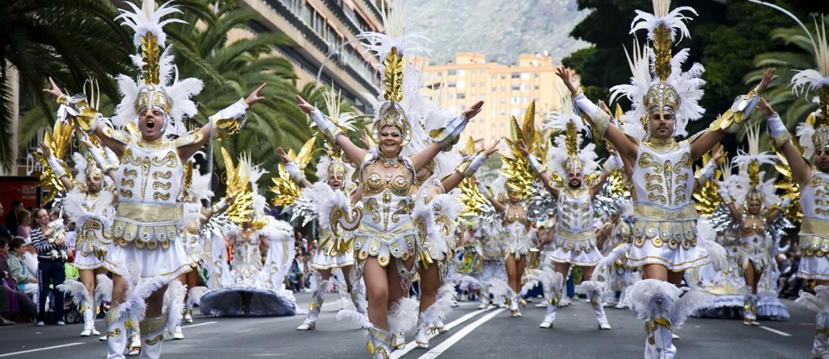 Karnaval v santa kruz na tenerife 2014